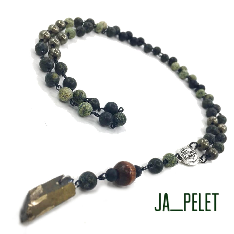 Collection Ja_Pelet | Chapelet Unique - Reptile
