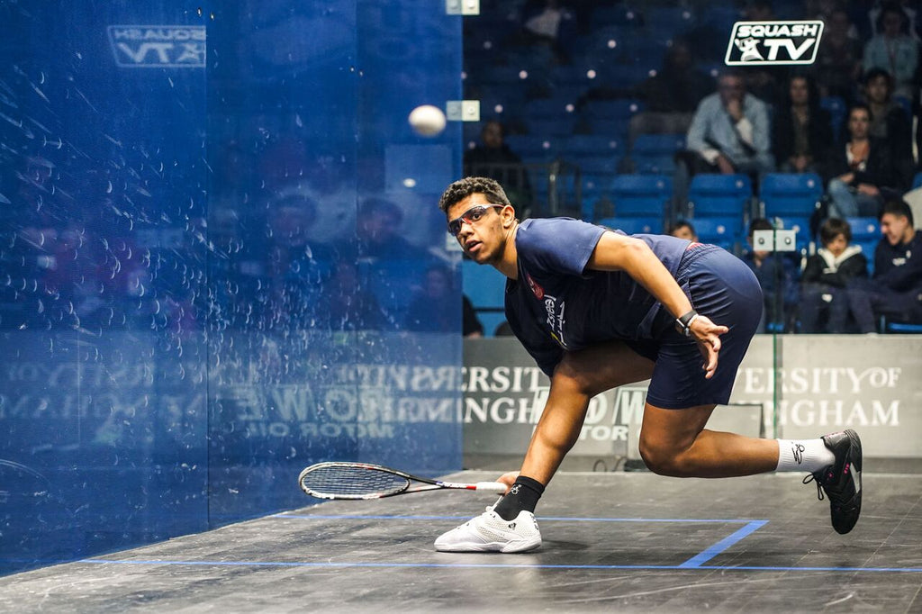 World Junior Champion Asal Joins Eye Rackets