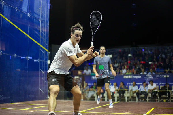 Paul playing in last seasons China Open