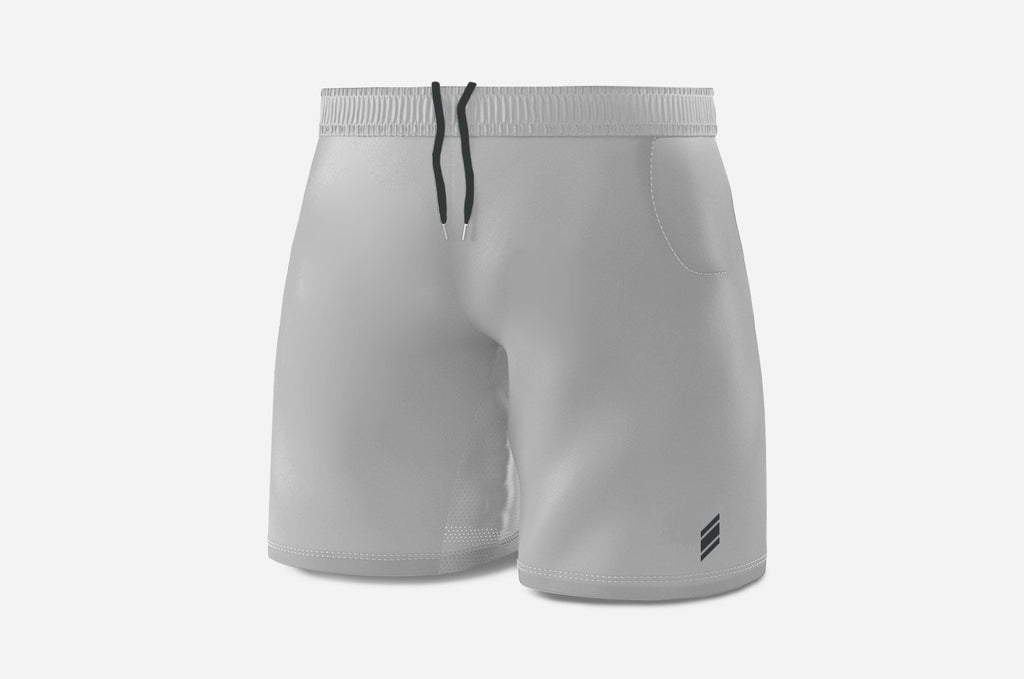 Shorts (light grey/black)