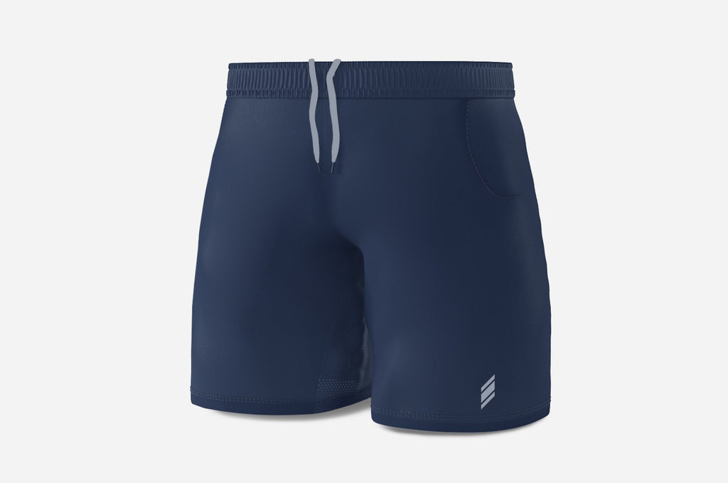 Shorts (navy/light grey)