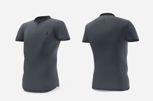 Henley (dark grey/black)