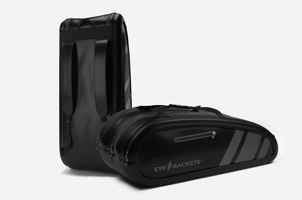 Racket Bag (Black/Dark Grey)