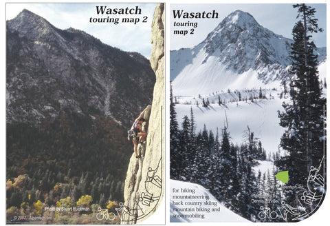 Wasatch Touring Map 2