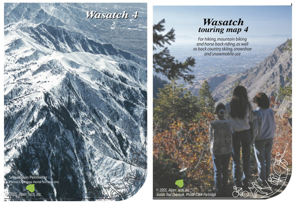 Wasatch Touring Map 4
