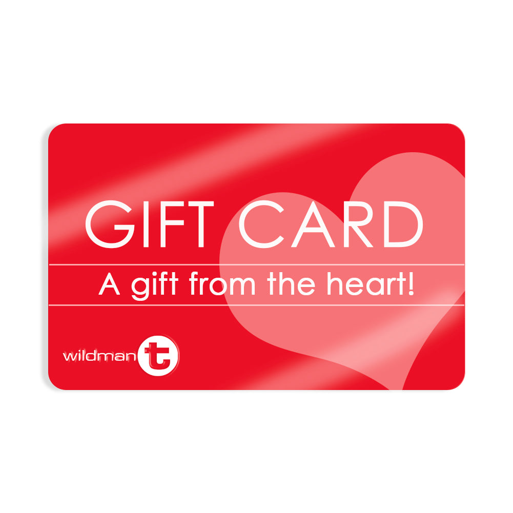 WildmanT Gift card