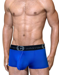 BIG BOY POUCH MESH BOXER BRIEF ROYAL BLUE