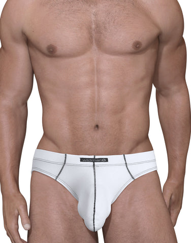 Stitch Big Boy Pouch Brief White