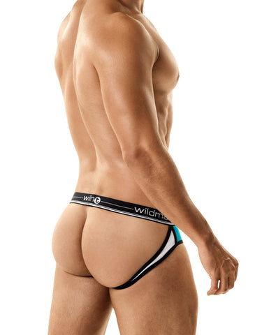 WildmanT: Apollo Jock With Cock Ring! Blue