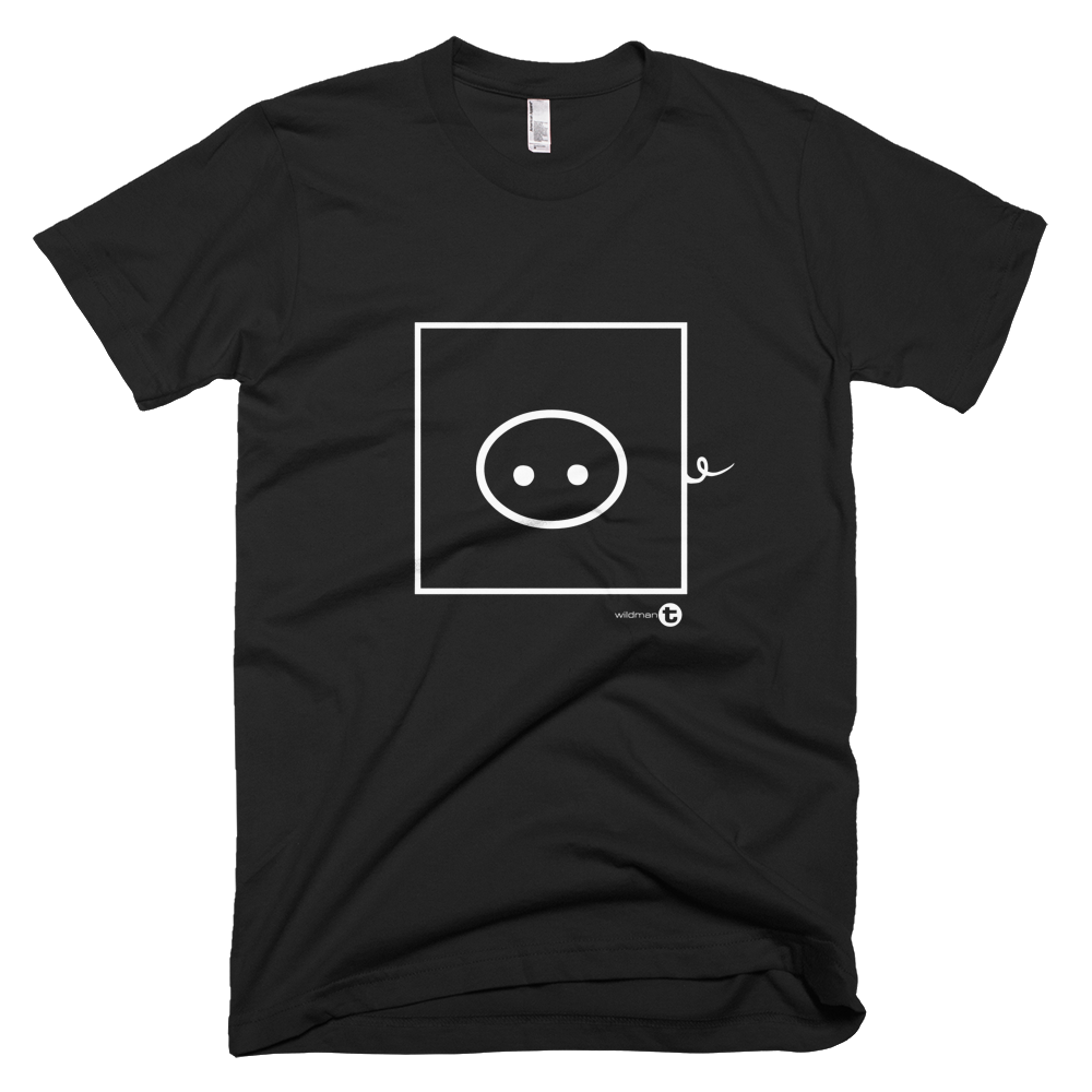 Square Pig Tee