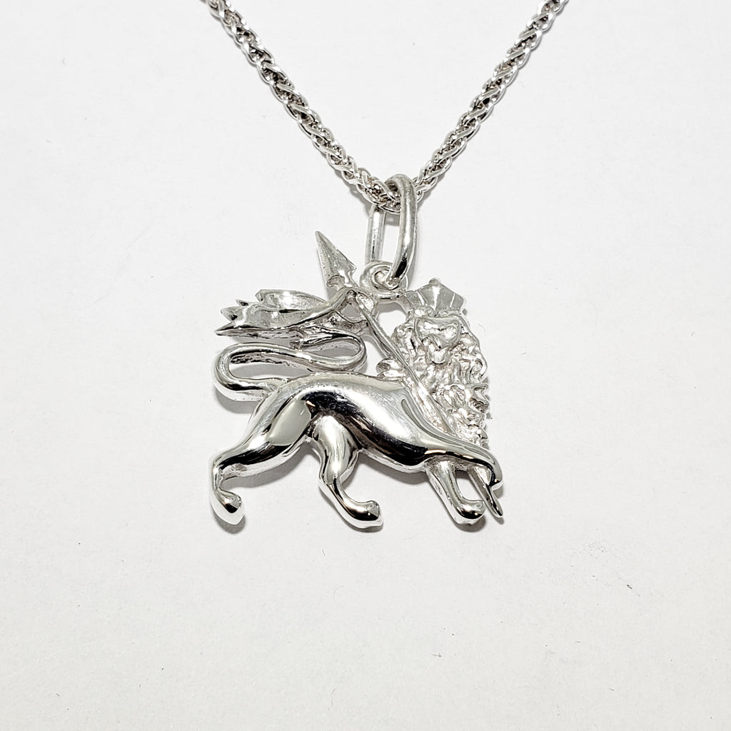 Lion of Judah Pendant - 736 Masonic