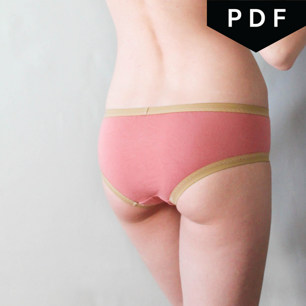 Coherence Panty - Downloadable PDF Sewing Pattern
