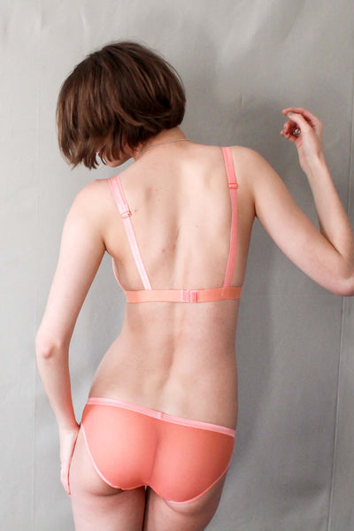 Undie Sewing Kit - Coral