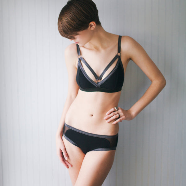 Cevian + Cassini Swim Suit Set