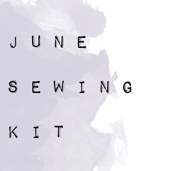 June Limited Edition - Euler + Arccos Sewing Kit