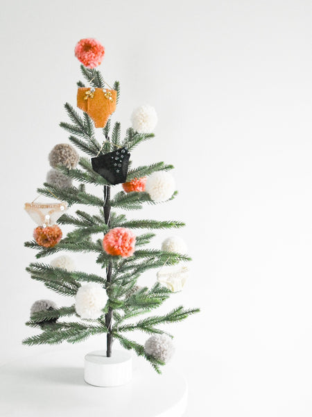 Undie Ornament Template - Downloadable PDF Sewing Pattern