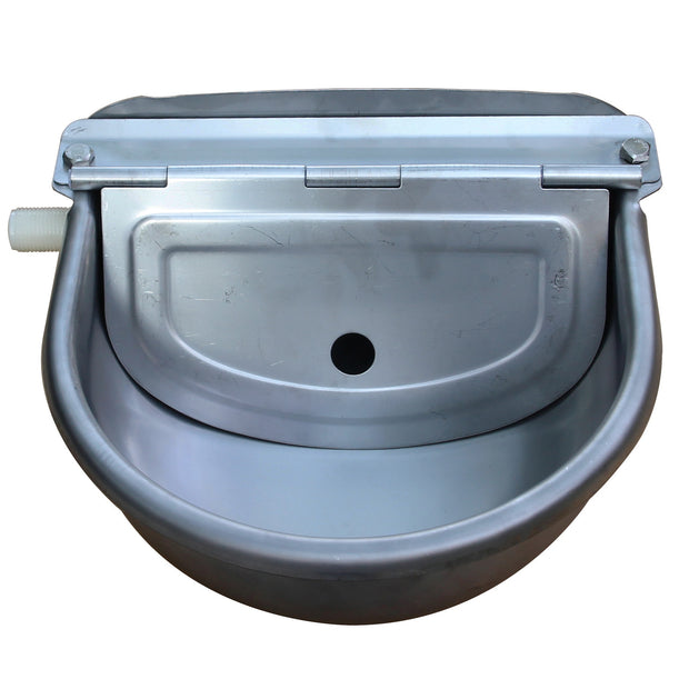 Stainless Steel Automatic Water Trough Horse Cow Sheep Dog Chicken Fill Bowl