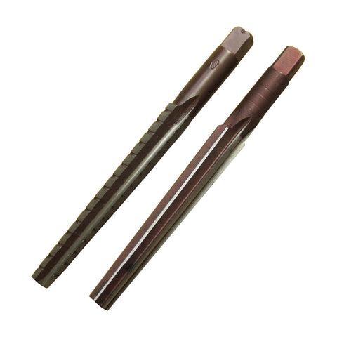 MT0 Morse Taper Coarse and Finish Reamer Set