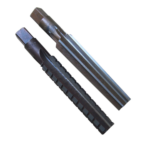 MT2 Morse Taper Coarse and Finish Reamer Set