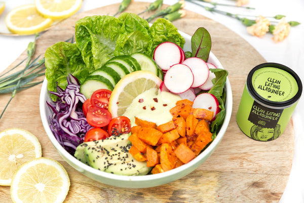 Healthy Buddha Bowl