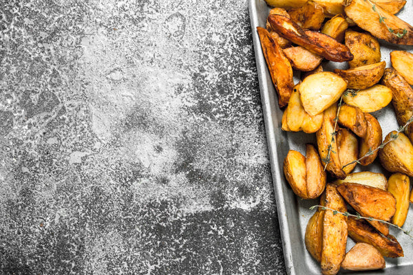 Rosemary Potatoes with Chicken