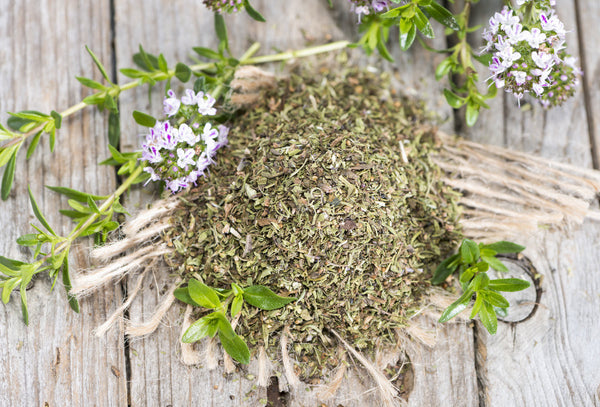 THYME: THE VERSATILE HERB THAT IS MORE POWERFUL WHEN DRIED