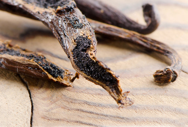 Vanilla: The queen of spices