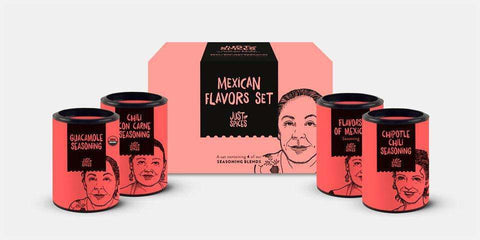 Mexican Flavors Set | JUST SPICES