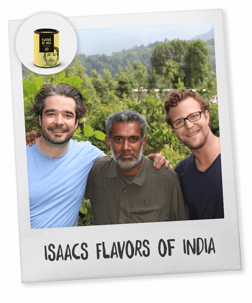 Flavors of India |justspices.com