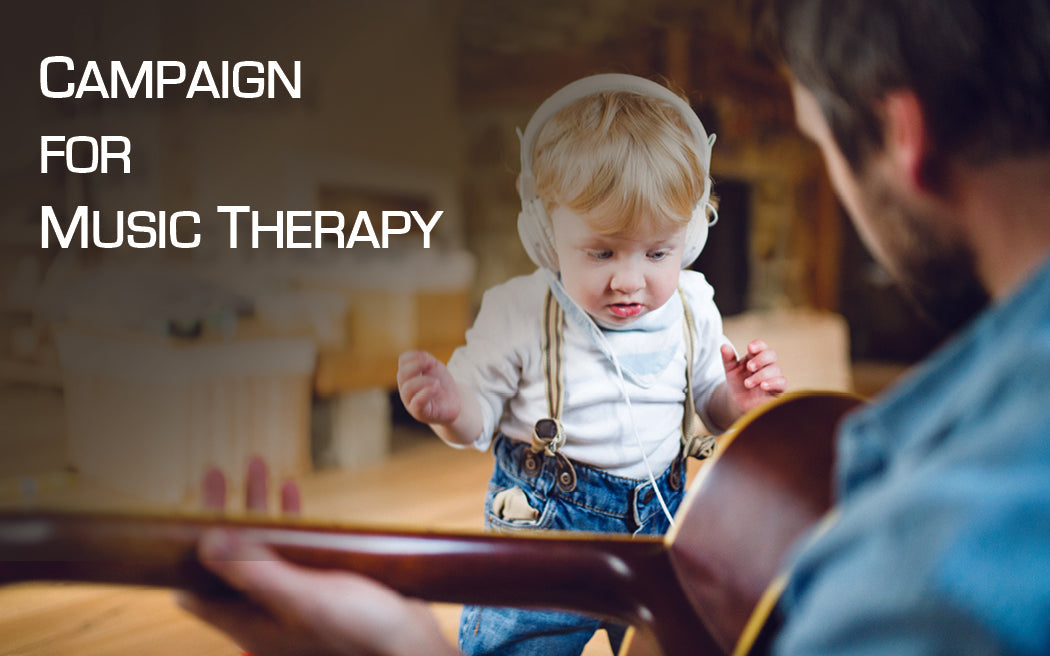 Campaign for Music Therapy