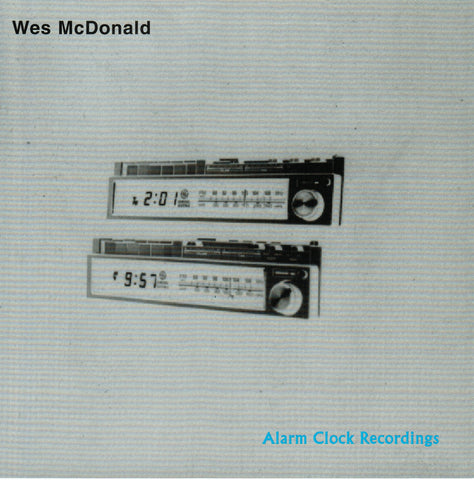 Wes McDonald - Alarm Clock Recordings - CD