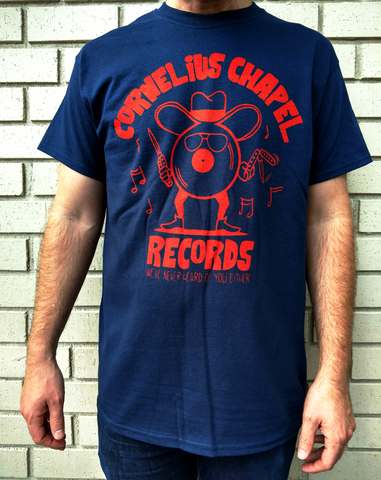 Cornelius Chapel Records Shirt