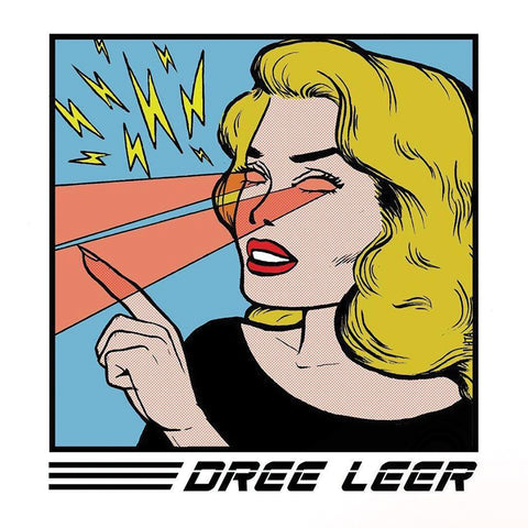 "Dree Leer - I Won't Go (7"" single)"