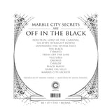 BEiTTHEMEANS - Marble City Secrets Are Off In the Black (Vinyl Reissue)