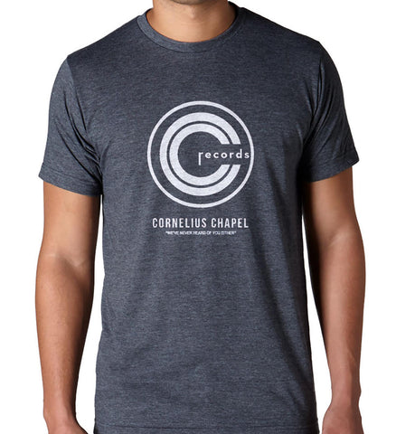 CCR White on Gray T Shirt