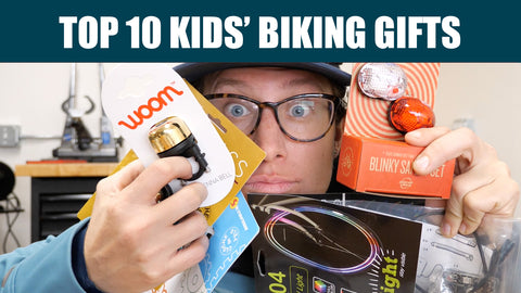 Top 10 Kids' Biking Gifts