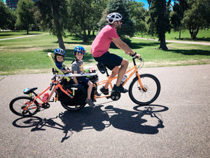 The School Drop Off Cargo Bike Challenge