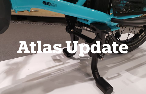Latest Updates of the Tern Atlas Kickstand