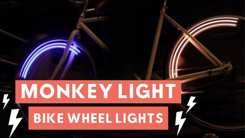 Monkey Light Bike Wheel Lights - The Most Underrated Product for City Biking