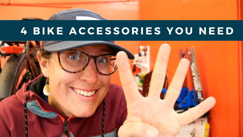 4 Bike Accessories You Need