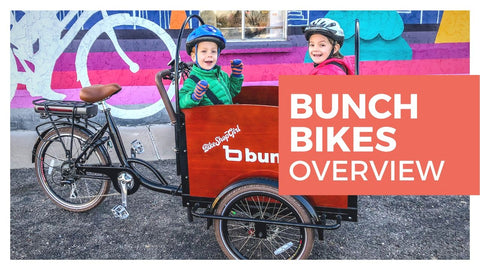 Bunch Electric Cargo Bike Overview