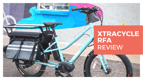 Xtracycle RFA Midtail Electric Cargo Bike Review