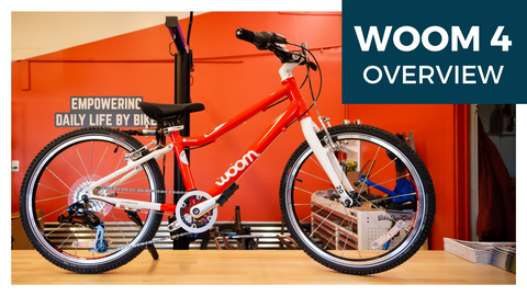 "Meet the Woom 4 20"" Kid's Bike - The best 20"" kid's bike available?"