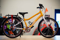 Woom Kid's Bike Fender and Rear Rack Initial Review