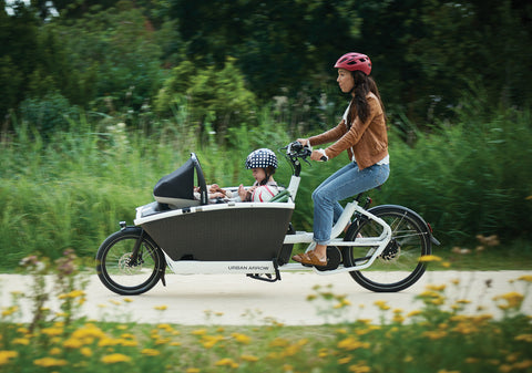 Limited Sale on Urban Arrow Family Cargo Bike in UA3