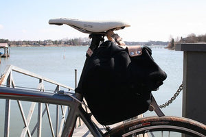Banjo Brothers Canvas Saddle Bag Review