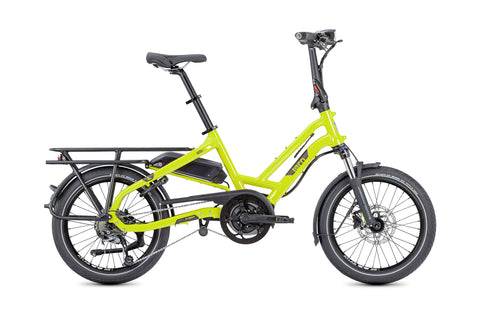 Meet the Tern HSD P9 Performance Electric Bike