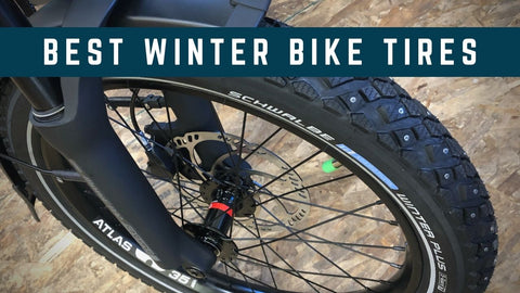 Best Winter Bike Tires Header Image