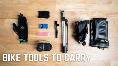 Bike Tools to Carry