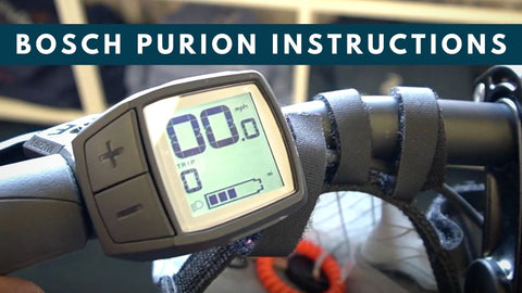 How to Use the Bosch Purion Display Controller